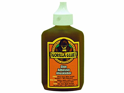 Gorilla Glue for Almost Any Project or Repair (Multicolour)