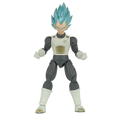 Dragon Ball–Figur–végéta Super Saiyen, 35865, blau, 17cm