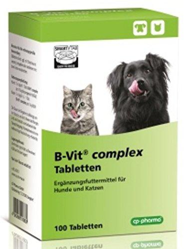 B de Vit Complex 100pastillas para perros y gatos