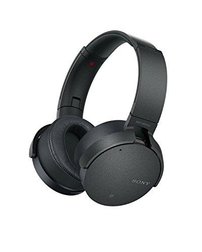 Sony MDR-XB950N1B - Auriculares inalámbricos con Bluetooth y Extra Bass, cancelación de Ruido, Negro