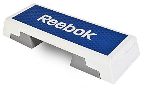 Reebok Step blau weiss Stepper 7.5 kg Steppbrett Step Aerobic Training Fitness