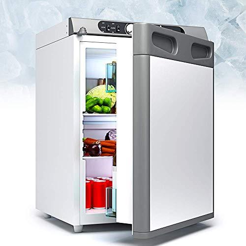 Bluefin 3-Wege Mini Absorber-Kühlschrank mit Gefrierfach 43 Liter | 60 Liter | AC | DC | Gas & Strom | 12v | 230v | LPG | Essen, Getränke, Wein