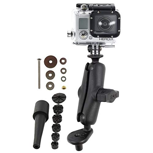 SUPPORTO FORCELLA MOTO PER Videocamera HERO GoPro RAM-MOUNT RAM-B-176-GOP1U