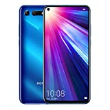"Honor View20 16,3 cm (6.4"") 8 GB 256 GB SIM Doble 4G Azul 4000 mAh - Smartphone (16,3 cm (6.4""), 8 GB, 256 GB, 48 MP, Android 9.0, Azul) [Versión Francesa]"
