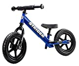 Strider 12 Sport Balance Bike, Ages 18 Months to 5 Years, Blue