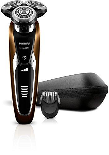 Philips S9511/42 - Afeitadora eléctrica rotativa para hombre, color negro