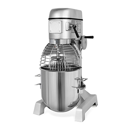 Vertes 40L Impastatrice Planetaria professionale (Ciotola di miscelazione da 40 litri, Motore...