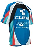Cube Action Team Signature RN SS Jersey - XL/Bicycle Cycling Cycle Biking Bike Mountain MTB Road Riding Ride Team Pro Jersey Shirt Top Clothing Clothes Wear Short Sleeve Adult Man Tour Racing Race
