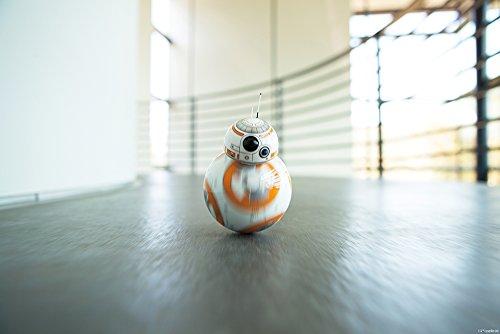 41vJTa0TWZL - Sphero R001ROW, Robot electrónico droide BB-8 Star Wars (R001ROW)