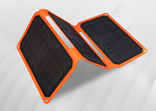 IFITech 16W Semi-Flexible Solar Portable USB Outdoor Charger for iPhone, Samsung, HTC, Nexus Smartphone, Gopro Camera, GPS and Tablets