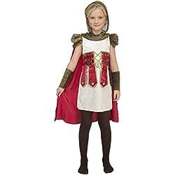My Other Me Me-204177 Disfraz de guerrera para niña 5-6 años Viving Costumes 204177