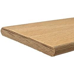Cortassa - 3listones curvos, de madera de haya, repuesto para duela