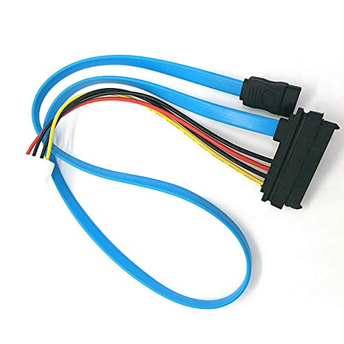 ELECTROPRIME 1 Pc SAS Serial Attached SCSI SFF-8482 To SATA HDD Hard Drive Adapter Cable