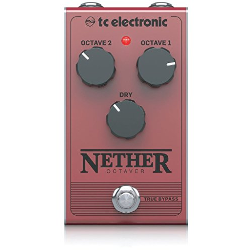 tc electronic 000-CQB00-00010 Nether Octaver Pedal