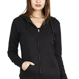 FLEXIMAA Women's Cotton Hoodie 25  FLEXIMAA Women's Cotton Hoodie 41vemZKAuNL