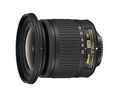 Nikon AF de p DX NIKKOR 10–20mm 1: 4.5–5.6G VR Lente Negro