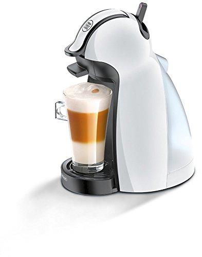Nescafe Dolce Gusto De'Longhi Piccolo EDG100.W Macchina per Caffè Espresso e altre bevande,...