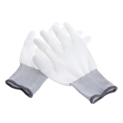 Dabixx Guanti antistatici, 10Pair Anti Static Antiskid Glove Piece Computer ESD Guanti elettronici...