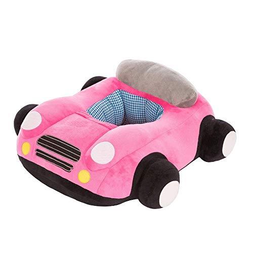 HIZLJJ Auto Comodi for Infantile del Bambino Auto Peluche Divano for Baby (Color : Pink)