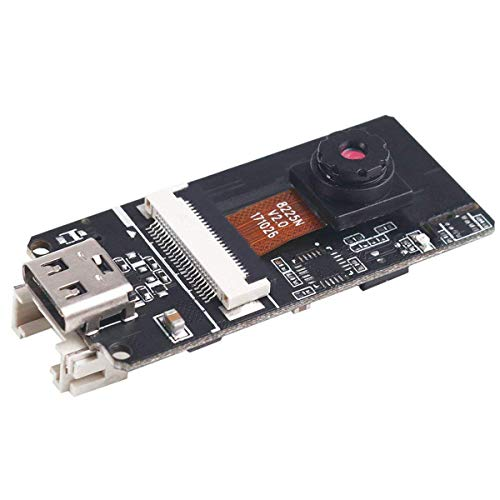 ARCELI M5Stack ESP32 Camera Module, OV2640 2 Mega Pixel Camera 1632 * 1232 UXGA, con Porta Type C e 3D WiFi Antenna, Mini Camera Board per Arduino, Raspberry Pi 3B / 3B + e Pi 2B B + IOT DIY