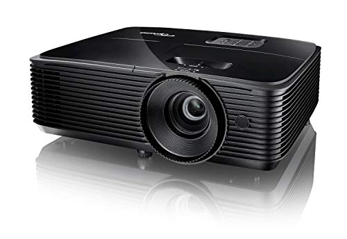 Optoma HD143X Projektor (Full HD, 1920 x 1080p , 2x HDMI, 3000 Lumen, 23.000:1 Kontrast, 3D, Zoom 1,1x)
