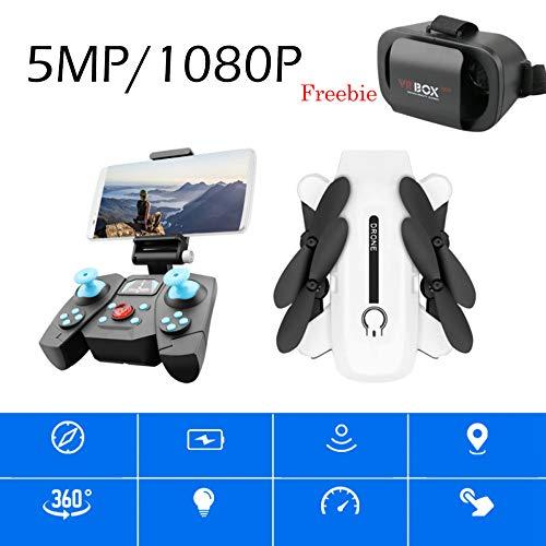 ERKEJI Droni gravità Sensing Telecomando Mini Quadcopter Aereo Giocattolo 720 P / 1080 P FPV 110 °...