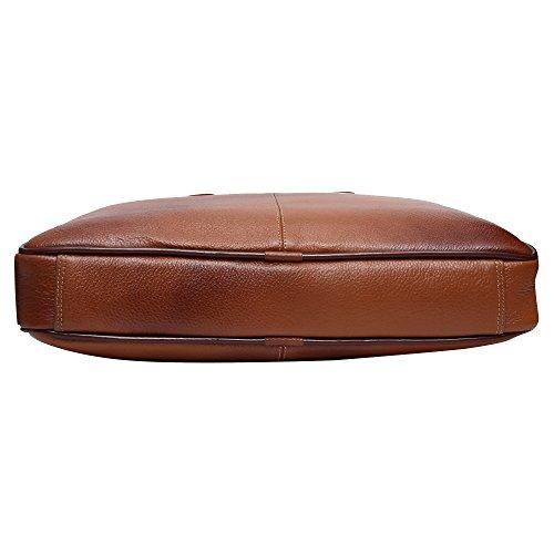 Hammonds Flycatcher Genuine Leather 13 inch Messenger Bag 4