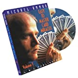 Easy to Master Card Miracles Volume 1 by Michael Ammar - DVD