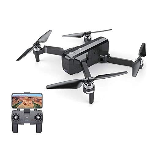 Drone GPS Wireless Con Videocamera HD 1080P Video GPS Live Con Quadricottero E Motore Brushless E Telecamera Orientabile A 90 ° Obiettivo Grandangolare A 120 ° - Surround Di Volo, Follow Intelligente,
