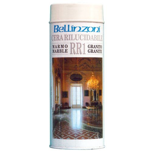 Bellinzoni RR1 Repolishable Liquid Wax - General Purpose Polish for Marble & Granite Floors - 1 Liter
