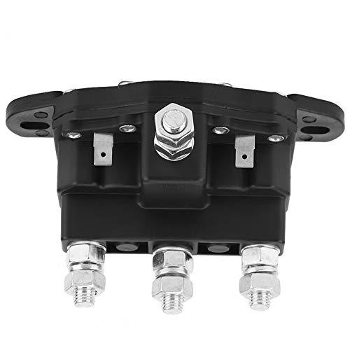 Broco 6 Terminal 12V Cabrestante motor Inversión del solenoide del interruptor de relé Contactor