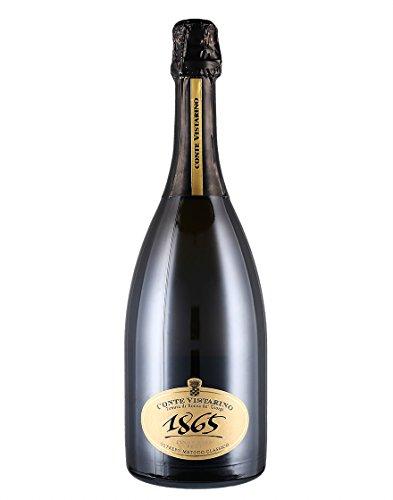 Oltrepò Pavese Metodo Classico DOCG Pinot Nero Brut 1865 Conte Vistarino 2014 0,75 L