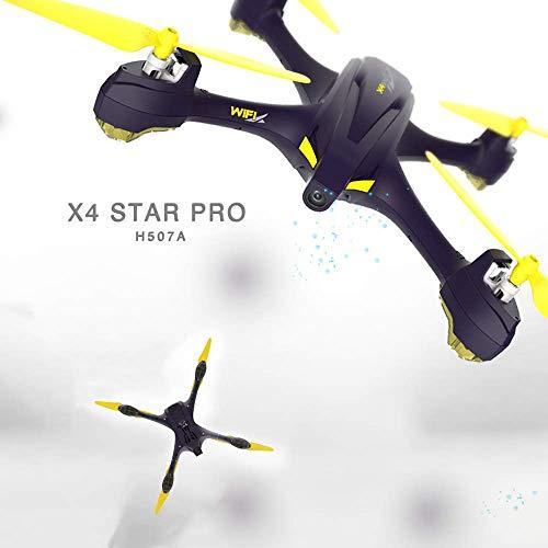 Hubsan H507A X4 Droni GPS 720P Telecamera FPV WiFi Quadricottero App Controllo con Trasmettitore HT009