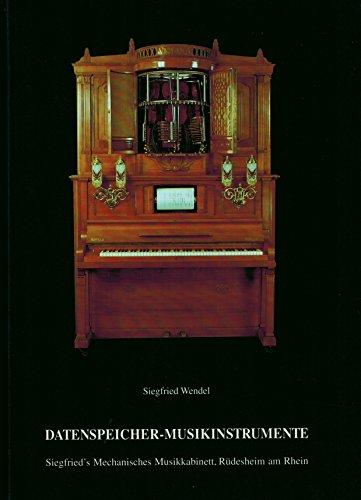 Datenspeicher-Musikinstrumente: Siegfrieds Mechanisches Musikkabinett