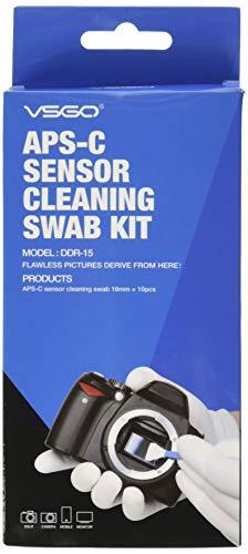 Fotocamera digitale professionale Kit di pulizia, tamponi di sensore per Nikon Canon Sony Pentax...