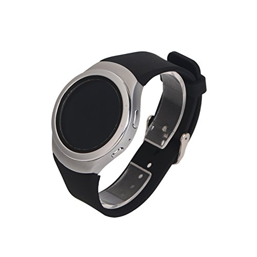 Gosuper Morbido cinturino in silicone Wristband Smartwatch Band Samsung Gear S2 SM-R720/R730