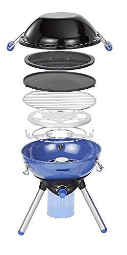 Campingaz Fornello da Campeggio Party Grill 400, Barbecue a Gas Tutto in Uno, con Griglia e...