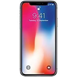 Apple iPhone X (Space Grey, 256GB)