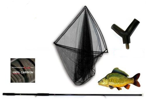 GUADINO 100 CM CARPFISHING PRO TEAM CARP MANICO IN CARBONIO 180