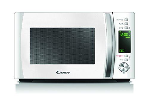 Candy CMXG20DW Microonde con Grill e App Cook-in, 20 Litri, Bianco
