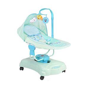 AYY Silla mecedora for bebé Sillas reclinables Vibración relajante Silla de confort Cuna mecedora for niños BB Cuna Cama…