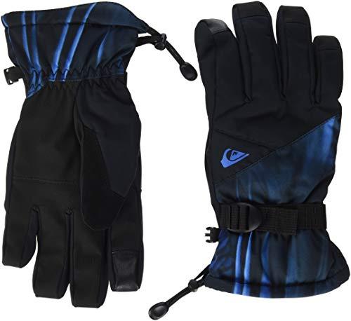 Quiksilver Mission, Gloves Uomo, Daphne Blue/Stellar, M