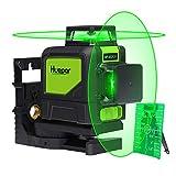 Huepar 902CG 2 x 360 Niveau Laser Croix Vert, Ligne Laser Auto-nivellement...