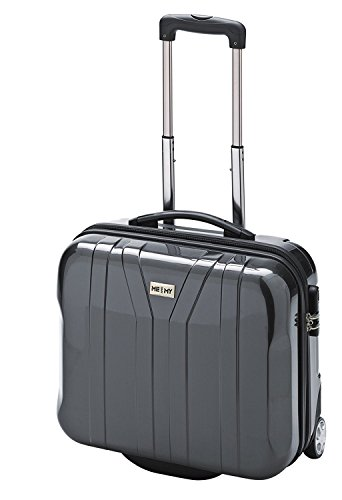 Trolley porta PC con scomparto businesstrolley policarbonato