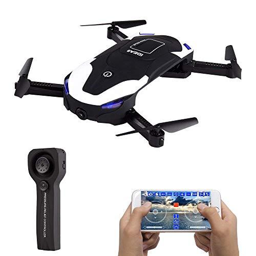 Wifi FPV Quadrofono Drone con 720P HD Macchina ottica Flusso Gravità Sensore Modalità Altitudine...
