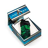 dc comics Aquaman Collectibles | Aquaman Movie Maori Toki Pendant | Replica 24 inch Necklace
