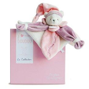 Doudou et Compagnie dc2920J 'aime mon Doudou–Collect orbär, color rosa