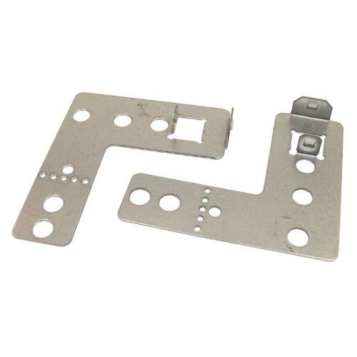 Bosch Group 170664 Kit di montaggio staffa di fissaggio per lavastoviglie integrato