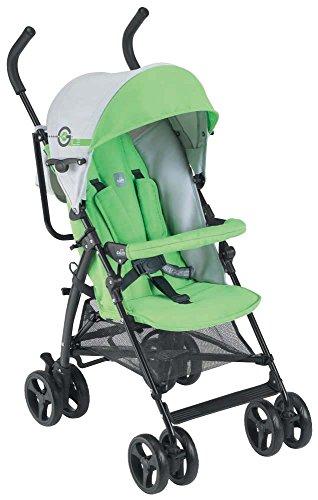 CAM Il mondo del bambino art.828/84 Passeggino Agile, Verde/grigio