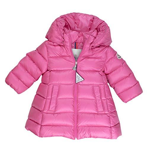 Moncler - Giacca - Piumino  -  bambina rosa 6-9 Mesi